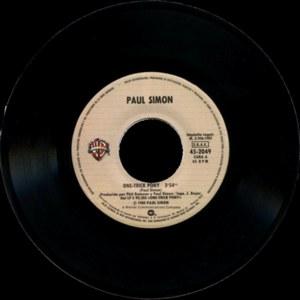 Paul Simon - Hispavox45-2049