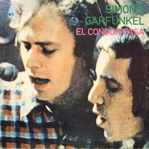 Simon And Garfunkel - CBSCBS 4895