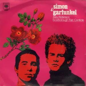 Simon And Garfunkel - CBSCBS 3522