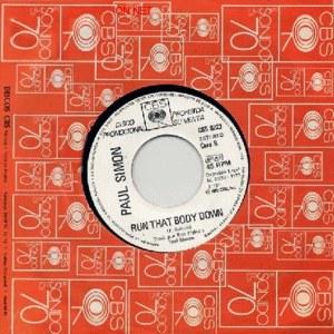 Simon, Paul - CBSCBS 8223