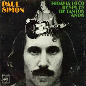 Simon, Paul - CBSCBS 4186