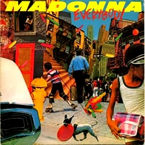 Madonna - Ariola92 9841-7