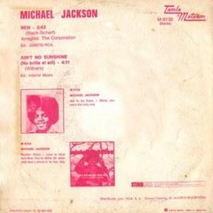 Michael Jackson - Tamla MotownM 5132