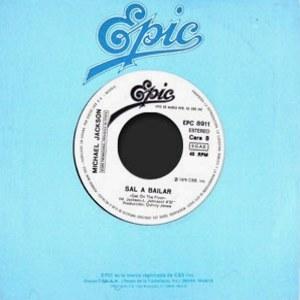 Michael Jackson - Epic (CBS)EPC 8911