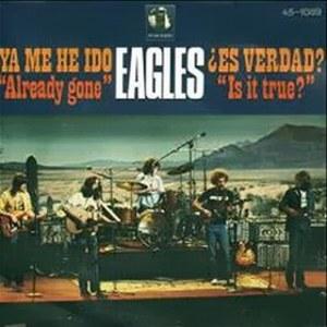 Eagles - Hispavox45-1058