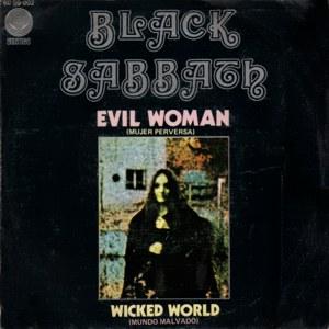 Black Sabbath - Polydor60 59 002