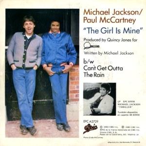 Michael Jackson - Epic (CBS)EPC A-2729