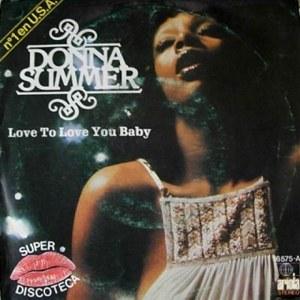 Summer, Donna - Ariola16.575-A