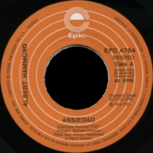 Albert Hammond - Epic (CBS) EPC 4764