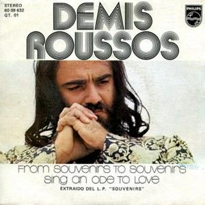 Roussos, Demis - Philips60 09 632