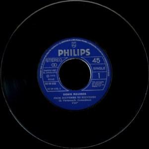Demis Roussos - Philips60 09 632
