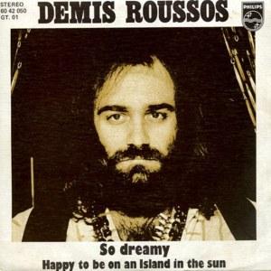 Roussos, Demis - Philips60 42 050
