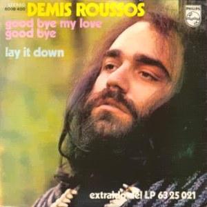 Roussos, Demis - Philips60 09 400