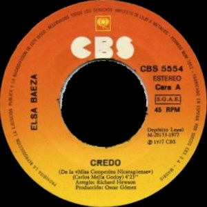 Elsa Baeza - CBSCBS 5554