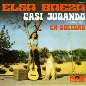 Baeza, Elsa - Polydor80 045
