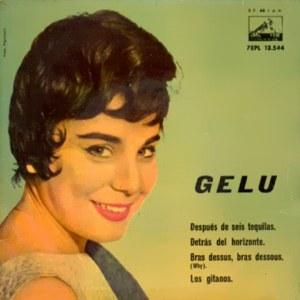 Gelu - La Voz De Su Amo (EMI)7EPL 13.544
