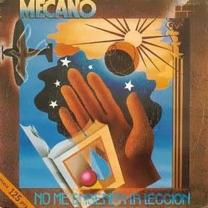 Mecano - CBSA-2876