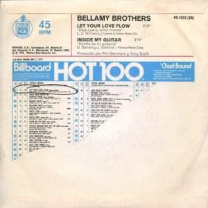 Bellamy Brothers - Hispavox45-1373