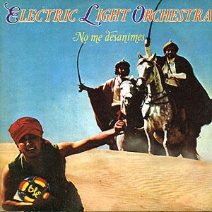 Electric Light Orchestra - Epic (CBS) JET  153