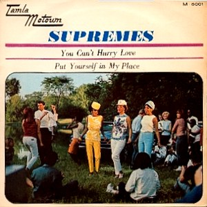 Supremes, The - Tamla Motown M 5001