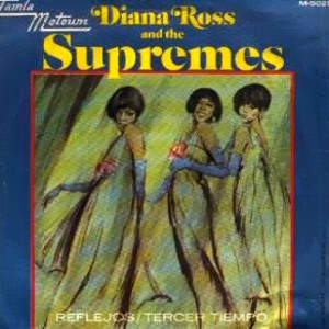 Supremes, The - Tamla Motown M 5022