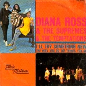 Supremes, The - Tamla Motown M 5057