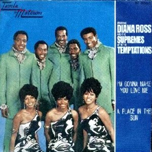 Supremes, The - Tamla Motown M 5050