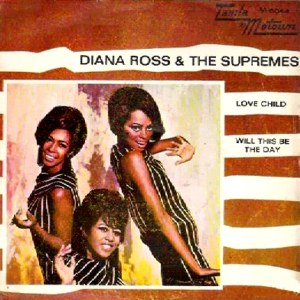 Supremes, The - Tamla Motown M 5044