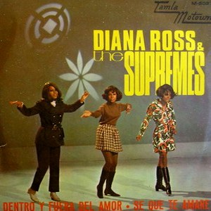 Supremes, The - Tamla Motown M 5027