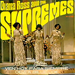 Supremes, The - Tamla Motown M 5033