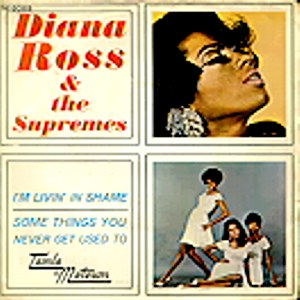 Supremes, The - Tamla Motown M 5053