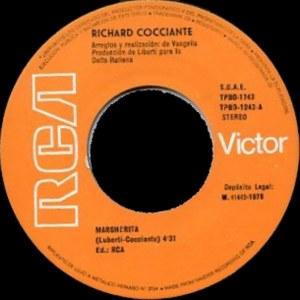Richard Cocciante - RCATPBO-1243