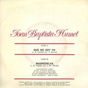 Joan Baptista Humet - MovieplaySN-90044