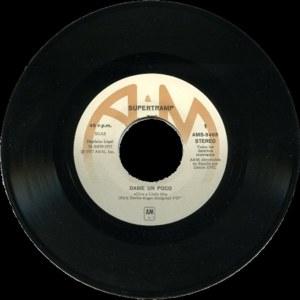 Supertramp - Epic (CBS)AMS 5615