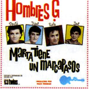 Hombres G - Twins T 1744