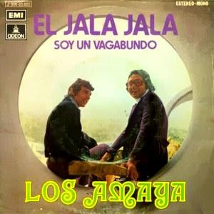 Amaya, Los - Odeon (EMI)J 006-20.925