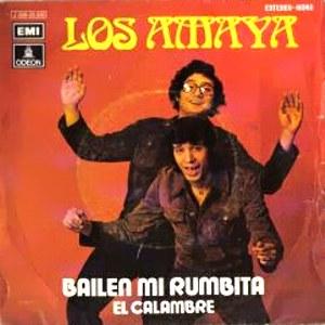 Amaya, Los - Odeon (EMI)J 006-20.838