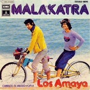 Amaya, Los - Odeon (EMI)J 006-21.026