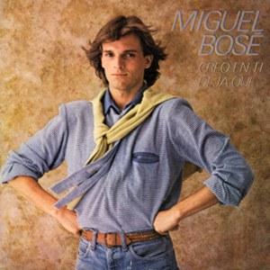 Bosé, Miguel - CBSCBS 7424