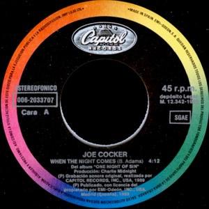 Joe Cocker - EMI006-203370-7