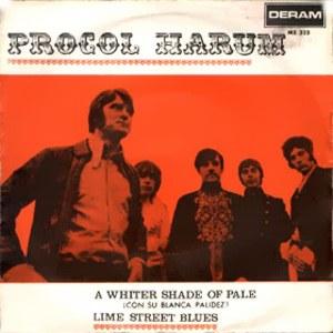 Procol Harum - ColumbiaME 323