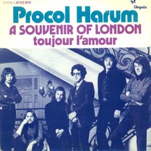 Procol Harum - Polydor61 55 012