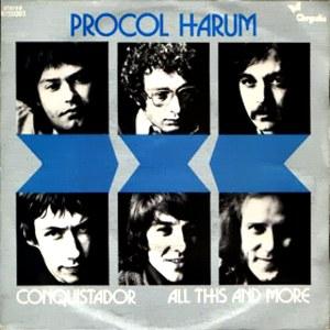Procol Harum - Polydor61 55 003