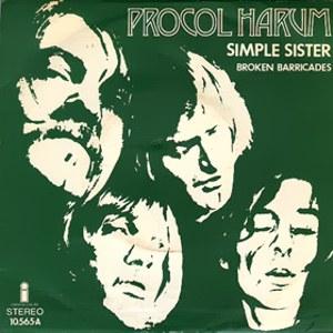 Procol Harum - Ariola10.565-A