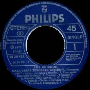 Chichos, Los - Philips60 29 421