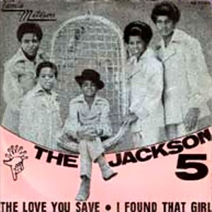 Jackson Five, The - Tamla Motown M 5085