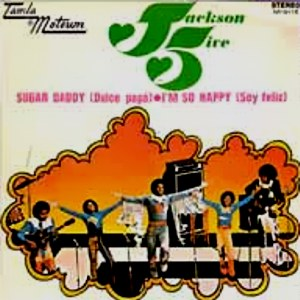 Jackson Five, The - Tamla Motown M 5116
