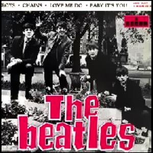 Beatles, The - Odeon (EMI)J 016-004.653