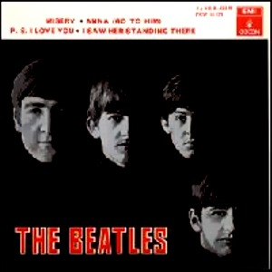 Beatles, The - Odeon (EMI)J 016-004.654