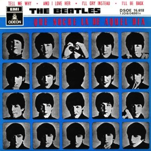 Beatles, The - Odeon (EMI) J 016-004.661